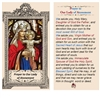 Our Lady of Atonement Prayer Card
