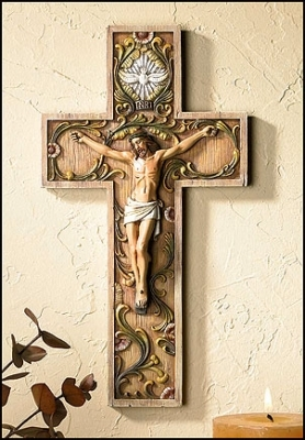 Holy Spirit Crucifix