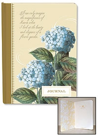 Anna Griffin Journal Blue