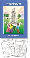 The Rosary Coloring Book