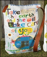 Tote Bag - Take Care of the Earth