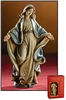 Our Lady of Grace Statuette 4""