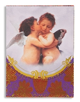 First Kiss by Bougureau Notepad
