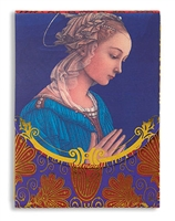 Mary, Mother of Jesus Notepad