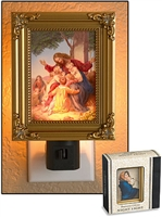 Jesus and the Children Night Light
