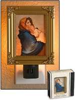 Madonnina Night Light