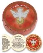Prayer Tins for Confirmation