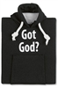 Hoodie Notebook - Got God?