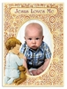 Boy Photo Frame - Jesus Loves Me Praying Child