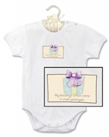Bodysuit for Baby - Big Blessings Often Come in Small Packages