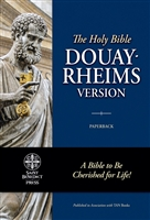 DOUAY RHEIMS BIBLE/PBBND