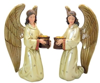 Kneeling Angel Candleholder