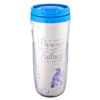 Polymer Travel Mug: Bird Joy Ps 16:11