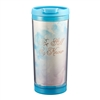 Travel Mug Polymer Be Still & Know