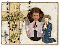 Praying Boy Frame