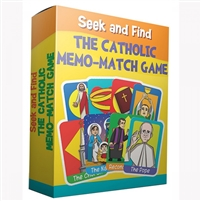 The Catholic Memo-Match Game