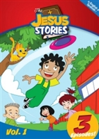 The Jesus Stories DVD - Vol 1