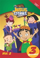 The Jesus Stories DVD - Vol 2