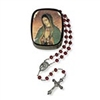 Our Lady of Guadalupe Rose Petal Rosary