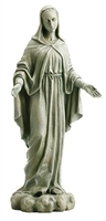 Our Lady of Grace Garden Statue 24 inches