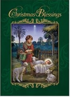 Christmas Blessings Christmas Card
