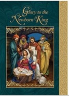Glory to the Newborn King Christmas Card