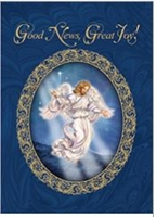 Good News Great Joy Christmas Card