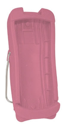 Pink handheld protective boot for use with all Rad-5, Rad-5v, and Rad-57 products