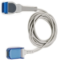 2264 Masimo, LNC 10' Patient Cable to GE conventional SpO2, Adapter