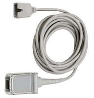 2268 Masimo, LNC 10' Patient Cable to Nellcor 180 Oximeter, Adapter