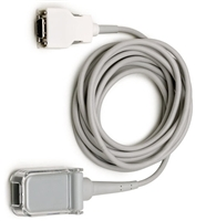 2269 Masimo, LNC 10' Patient Cable to Nellcor 395 Oximeter, Adapter, each