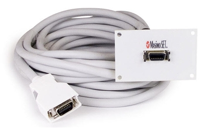 SPO2 mountable extension cable