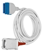 2430 Masimo, LNC-4-GE LNCS to GE Patient Cable, 4ft each
