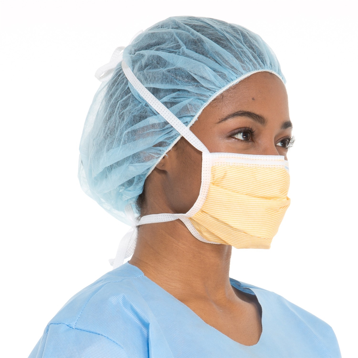 halyard surgical face mask