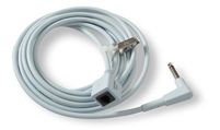 ZOLL 8000-0674, DISPOSABLE TEMPERATURE SENSOR ADAPTER CABLE, Disposable Temperature Sensor Adapter Cable