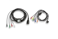 ZOLL 8000-1007-01, 1-STEP PATIENT CABLE FOR 12-LEAD ECG WITH LIMB-LEAD AND V-LEAD CABLES(10 FT), 1 Step Patient Cable for 12-Lead ECG with Limb Leads and V Leads (10 Ft)