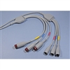 Philips Healthcare 989803179961, 989803179961, DPT Trifurcated Cable, Philips 15ft