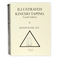 Kinesio Holding Corporation BK1, KINESIO TAPING ACCESSORIES Book 1, Illustrated Taping Manual (020408), EA