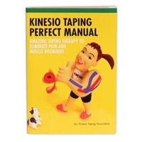 Kinesio Holding Corporation BK2, KINESIO TAPING ACCESSORIES Book 2, Perfect Taping Manual (020409), EA