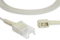 Criticare Systems CAT 518DD, SpO2 Patient Extension Cable DB-9 to DB-9, 10 ft.