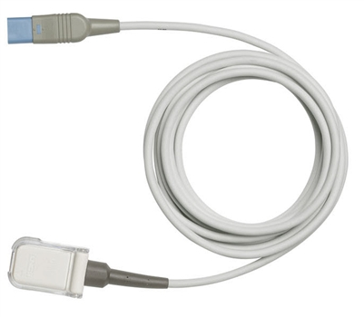 10 ft. patient cable for converting LNCS to Intellivue SET or Intellivue SPO2 monitors