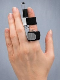 3 Point Products P1201-4, 3 POINT PRODUCTS SIDE STEP FINGER SPLINTS Side Step Finger Splint, Large (MP-083906), EA