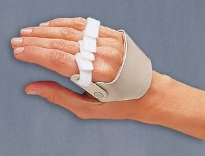 3 Point Products P2003-R3, 3 POINT PRODUCTS RADIAL HINGED ULNAR DEVIATION ARTHRITIS SPLINTS Ulnar Deviation Splint, Radial Hinged, Right, Medium (MP-083891), EA