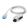 GE Healthcare Technologies TS-F-D, GE MEDICAL TRUSIGNAL SENSORS & CABLES Finger Sensor, 1m/3.3ft, EA