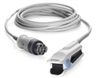 GE Healthcare Technologies TS-F4-N, GE MEDICAL TRUSIGNAL SENSORS & CABLES Integrated Finger Sensor with Datex Connector, 13 ft (4m), EA