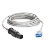GE Healthcare Technologies TS-H3, GE MEDICAL TRUSIGNAL SENSORS & CABLES TruSignal Interconnect Cable with Ohmeda Connector, 3m/10 ft, EA