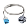 GE Healthcare Technologies TS-SP-D, GE MEDICAL TRUSIGNAL SENSORS & CABLES Sensor, Pediatric, PediTip, 1m, EA