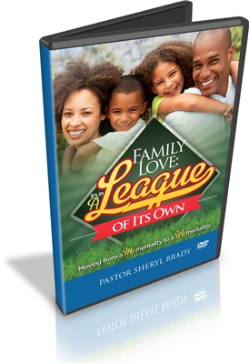 Family Love: It's in A League of it's own