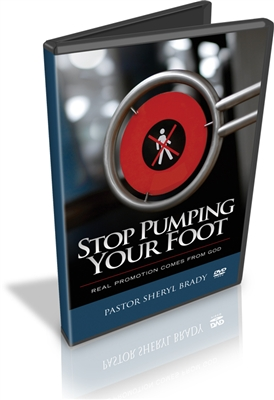 Stop Pumping Your Foot (MP3)
