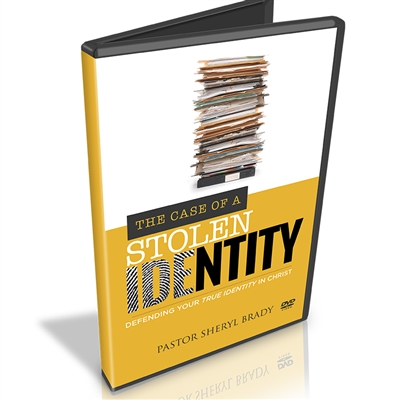 The Case of a Stolen Identity (CD)
